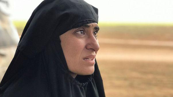 Freed Yazidi woman in Syria endured years of Islamic State slavery
