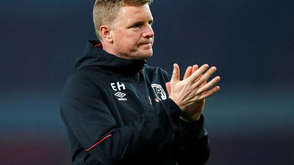 Bournemouth 'desperate' to improve away form, says Howe