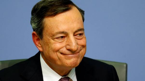 ECB papers over euro zone cracks with more bank loans