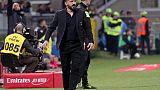 Gattuso, contento per ritorno Ranieri