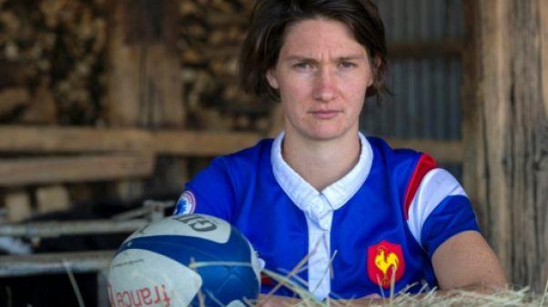 Six nations féminin: Jessy Trémoulière, de la ferme familiale au sommet de l'ovalie