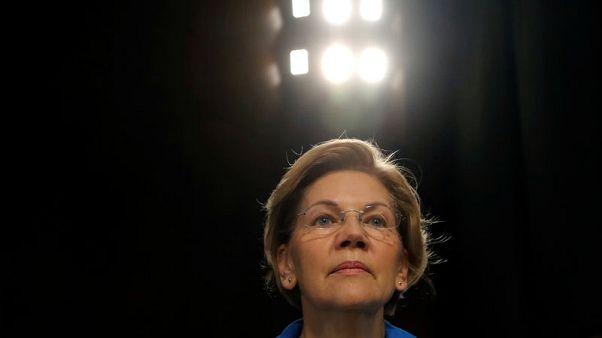 U.S. Democratic Senator Warren calls for regulations on big tech companies