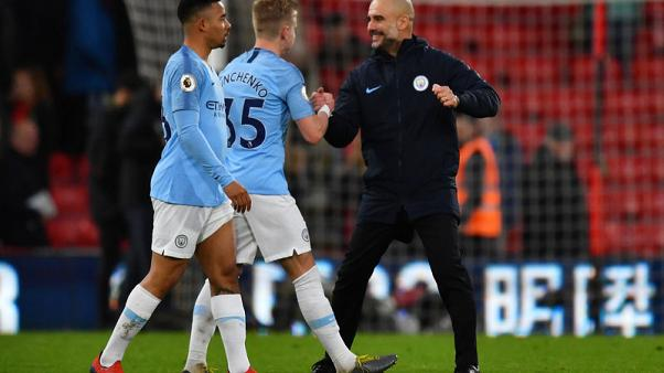 Guardiola trusts Man City to resolve FFP allegations