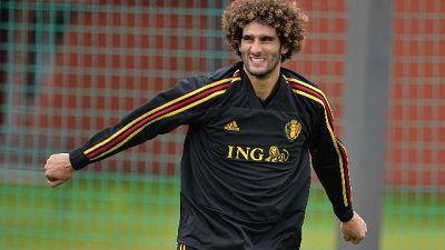 Fellaini dice addio alla Nazionale belga