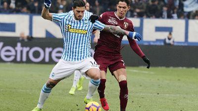 Torino: Lukic in dubbio a Frosinone