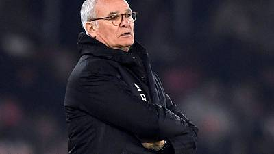 Roma confirm Ranieri as coach