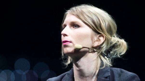 Chelsea Manning, l'ex-informatrice de WikiLeaks, à nouveau écrouée