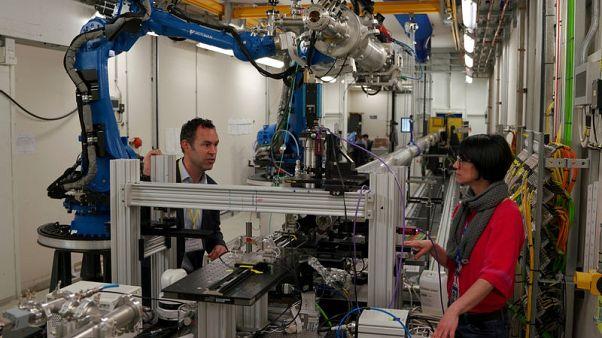 UK, Japan scientists study radioactive Fukushima particles