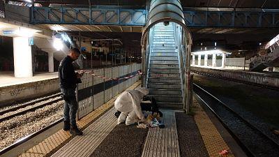 Violenza in stazione,gip convalida fermi