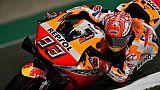 MotoGP: Marquez déjà devant à Doha après les  essais libres 1 et 2