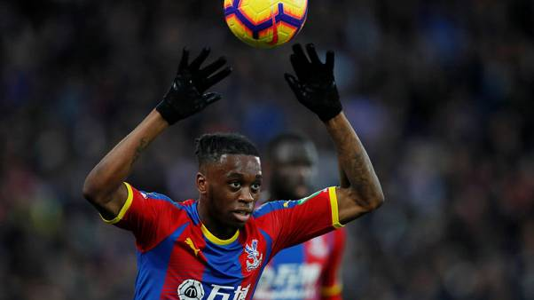 Palace defender Wan-Bissaka hoping for England call-up