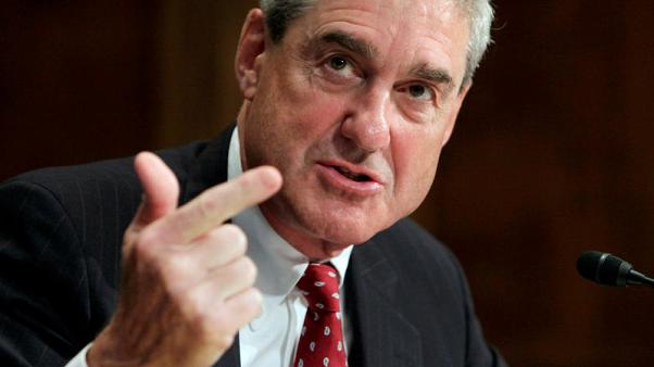 Don't expect details from Mueller probe - senior U.S. Republican