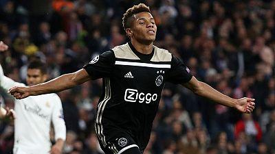Brazil bring in Ajax winger Neres for injured Vinicius Jnr