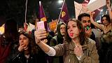 Turkish police use tear gas to break up Women's Day march