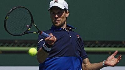 Tennis: Indian Wells, Seppi subito fuori