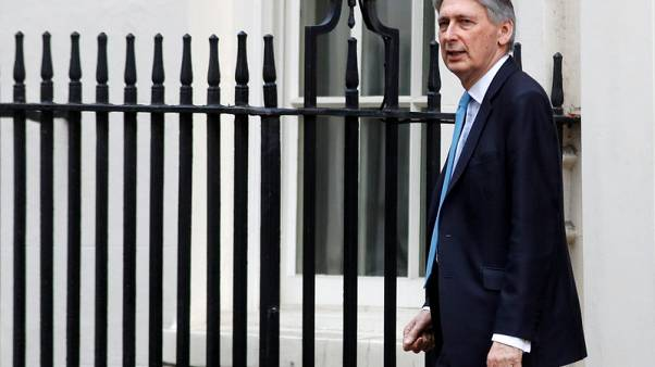 Hammond sees more spending, tax cuts if Brexit deal done - FT