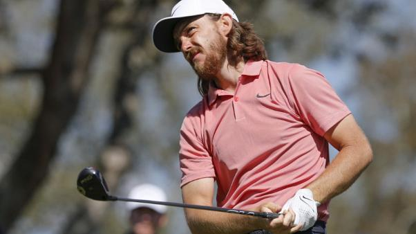 Golf - Fleetwood and Bradley open up four-stroke lead at Bay Hill