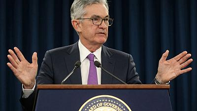 Fed's Powell says no immediate policy responses needed to economy