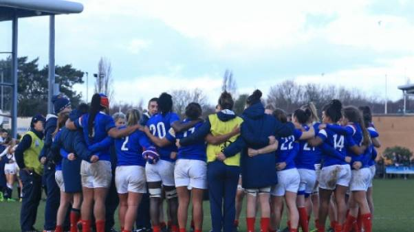 Six nations féminin: entretenir le (maigre) suspense