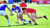 Circuit mondial de rugby à VII: le rebond après le plongeon?