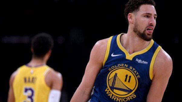 NBA: Golden State corrige Denver, Houston enchaîne
