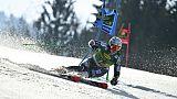 Ski alpin: nouvelle victoire pour Kristoffersen en géant à Kranjska Gora