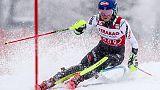 Shiffrin vince anche slalom Spindleruv