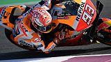 MotoGP: Marquez toujours devant aux essais libres 3, Lorenzo au tapis