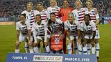 U.S. women's fight for fairness puts World Cup in focus