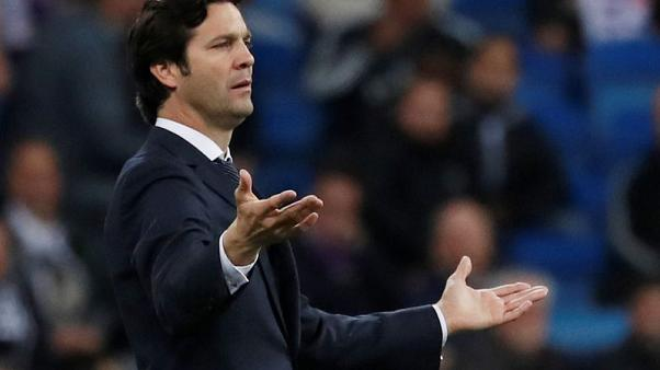 'Majority of Madrid players have delivered, some have not' - Solari
