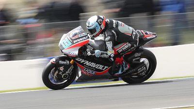 Moto: Qatar, Schroetter in pole in Moto2