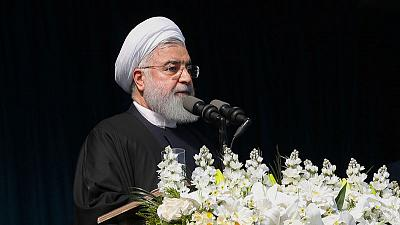 Iran's Rouhani urges Pakistan to act against group behind border attack