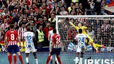 Atletico: 1-0 al Leganes,Morata a riposo