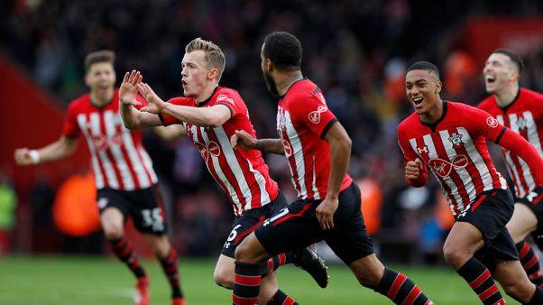 Ward-Prowse screamer caps spectacular Southampton comeback
