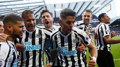 Perez double inspires remarkable Newcastle comeback