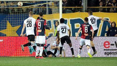 Serie A: Parma-Genoa 1-0