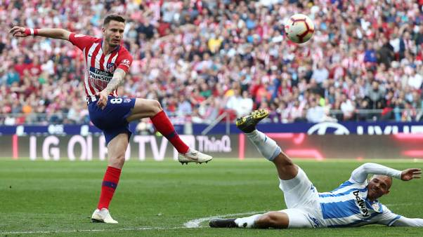 Much-changed Atletico sneak narrow win over Leganes