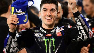 MotoGP: Vinales en pole au GP du Qatar, Quartararo 5e