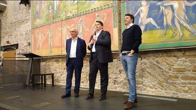 Renzi, su Tav Conte peggio sor Tentenna