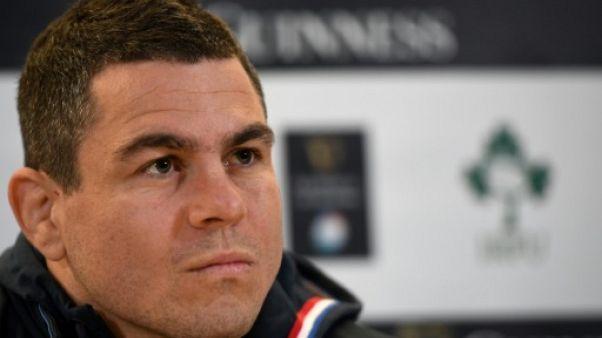 """XV de France: """"On va savoir si on a retenu la leçon"""", dit Guirado"""