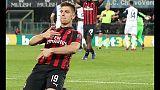 Serie A: Chievo-Milan 1-2