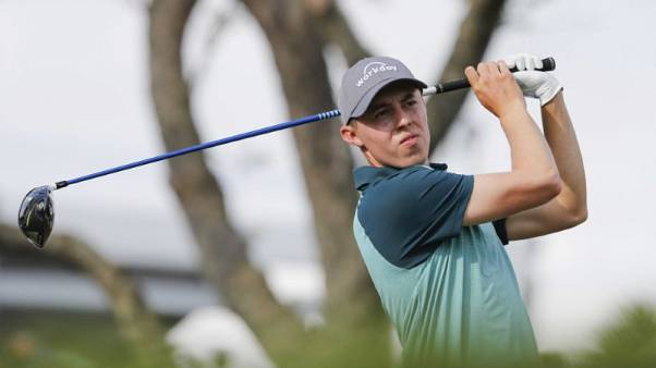 Fitzpatrick takes Bay Hill lead with McIlroy a stroke behind