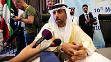 وزير الطاقة الإماراتي: الإمارات ستواصل خفض إنتاج النفط حتى تحقيق التوازن في السوق