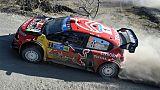 Rallye du Mexique: Ogier conforte sa position de leader