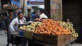 تضخم أسعار المستهلكين بمدن مصر يقفز إلى 14.4% في فبراير