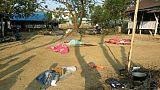 Birmanie: neuf policiers tués dans une attaque rebelle dans l'Etat Rakhine