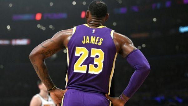 NBA: les Lakers, battus par Boston, pensent déjà à l'avenir