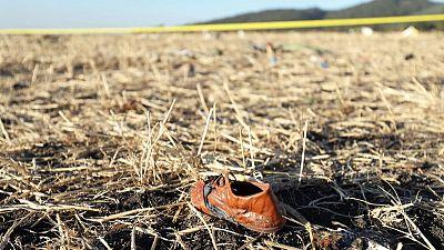 Ethiopian Airlines flight crashes, killing 157