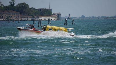 Urta con barca, muore in laguna Venezia