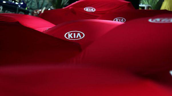 Kia Motors considers suspending its No.1 plant in China - source